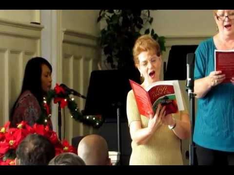 Koloa Church Choir singing Silent Night in the Hawaiian language