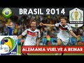 MUNDIAL BRASIL 2014 🇧🇷 | Historia de los Mundiales