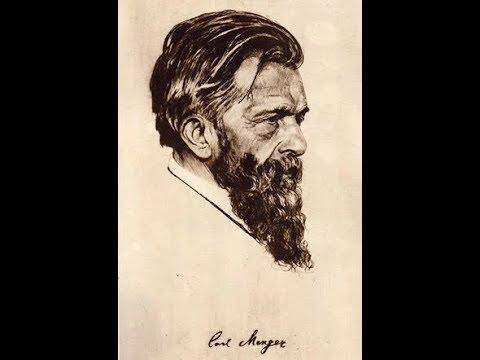 Masters of Austrian Economics #1: Carl Menger