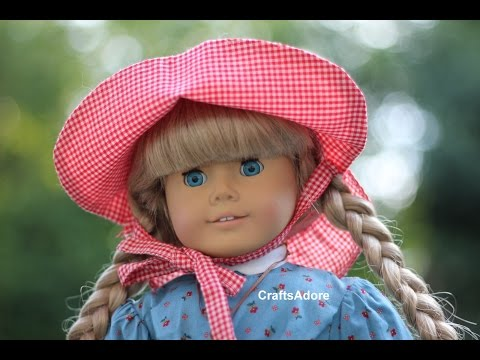 American Girl Doll Opening WB Kirsten Larson 1850s Historical Pleasant Company Doll ~HD~