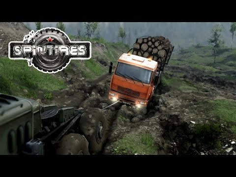 Let's Play Spintires   Episode Eight  