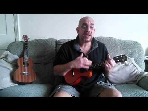 winter winds mumford and sons ukulele cover