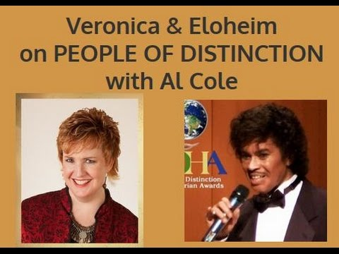 ELOHEIM & Veronica on People of Distinction with Al Cole