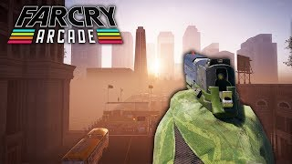 PISTOL ONLY GOD CHALLENGE (Far Cry 5)