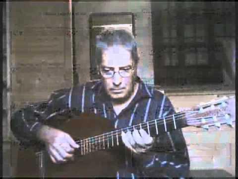 Cuando calienta el sol - for solo acoustic guitar