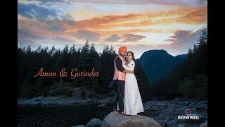 Best Punjabi Pre-wedding 2018 Song/ Garry + Aman/Daana Pani/Prabh Gill