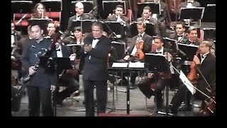C.S.O. Tarek Mahran, Soloist/Tamer Kamal 1St. MOV.Weber Concerto For Bassoon And Orc.in F M.Op 75