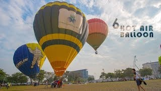 【6th Putrajaya International Hot Air Balloon Fiesta 2014】
