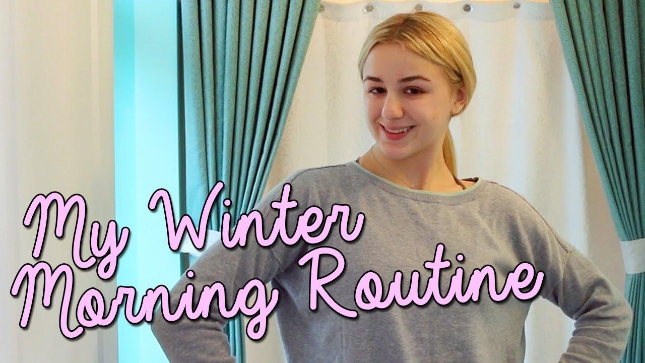 Download My Winter Morning Routine | Chloe Lukasiak