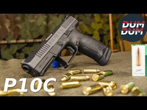 CZ P10C opis pištolja