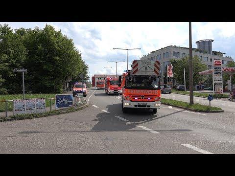 FEUERWEHREINSATZ in Heumaden | [Gegenstand auf Herd mobilisiert Einsatzkräfte] - [E]