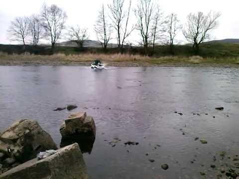 Arctic Cat 1000 River Cross