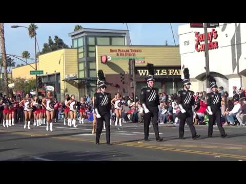Marching Bands of the 2018 Tournament of Roses Parade - January 1, 2018