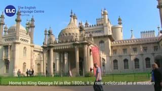 A Tour of Brighton with The English Language Centre Brighton