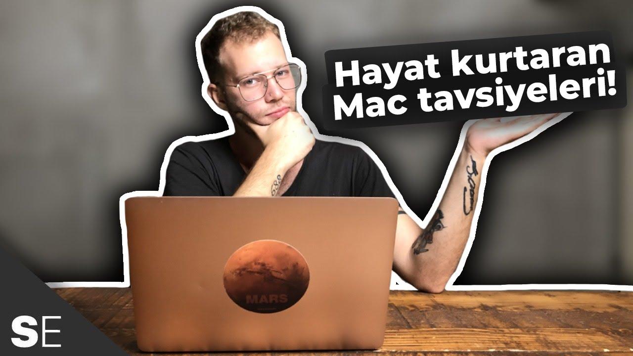 Windows'tan Mac'e geçenlere hayat kurtaran ipuçları!