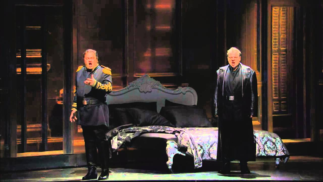 """Otello: """"Si, pel ciel"""" (Antonenko, Lučić)"""