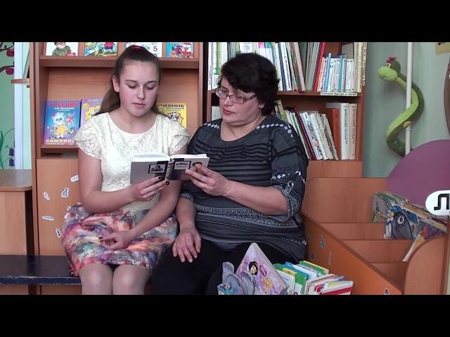 Изображение предпросмотра прочтения – ЛидияСеменова читает произведение «Аист» А.Д.Дементьевa