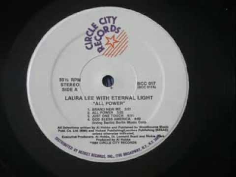 Laura Lee, Brand New Me (Modern Soul Vinyl 1984) HD !