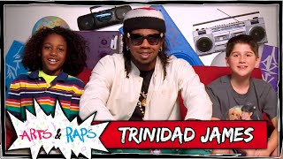 What Does JALT stand for? - Arts &  Raps w/ Trinidad James #ArtsNRaps