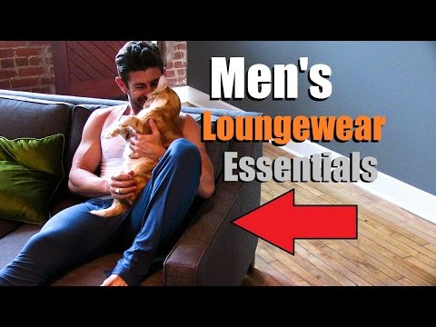 """5 Men's Must Haves To """"CHILL"""" In Style 
