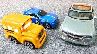 Мультфильмы про машинки. Конструктор. Автобус Бас и Спиди собирают электромобиль Chevrolet(Видео про машинки игрушки. Гоночный автомобиль Спиди тестирует новую трассу, учиться заезжать на горку..., 2015-03-11T06:45:43.000Z)