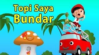 Lagu Anak Anak - Topi Saya Bundar - Lagu Anak Indonesia - Nursery Rhymes - أغنية قبعة