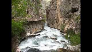 Río Castril (Sierra de Castril, Granada)