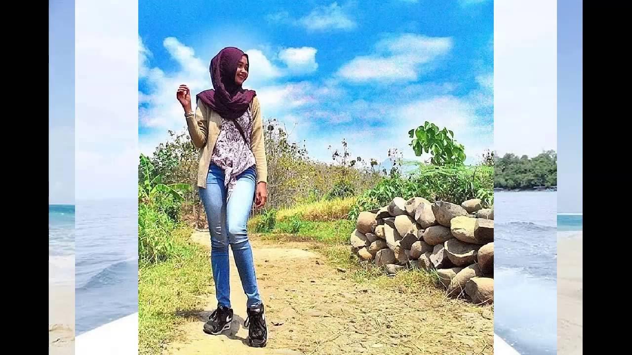 Fashion Hijab Ke Pantai Terbaru Yang Wajib Kamu Tau