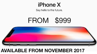 iPhone X worth upgrading?  everything you need to know