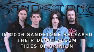 """SANDSTONE """"Tides Of Opinion"""" album trailer"""