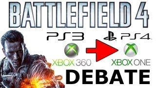 Battlefield 4 News: Transfer PS3/Xbox 360 Stats to Next Consoles? Brilliant!