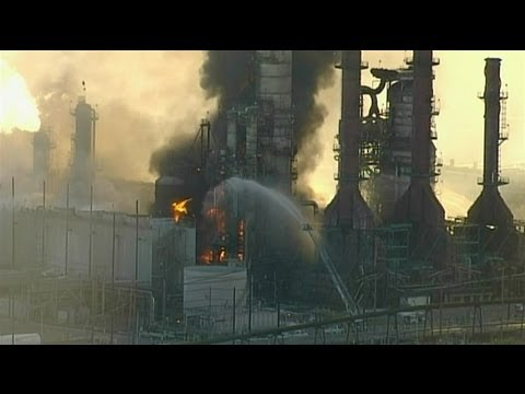 Chevron to Pay $2 Million for 2012 Refinery Fire in Richmond, CA; 200 Arrested at Protest