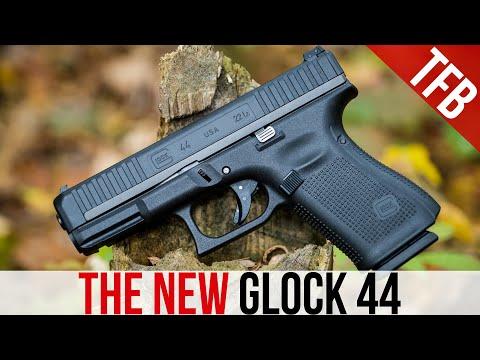 The NEW Glock 44! Glock's First .22 LR Rimfire Pistol