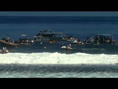 Billabong Pro Tahiti 2011 - Free Surf Session