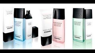 Chanel Skincare Routine Thumbnail