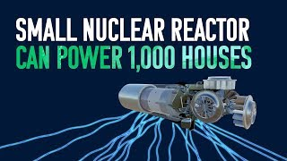 A small reactor to bring power to remote locations