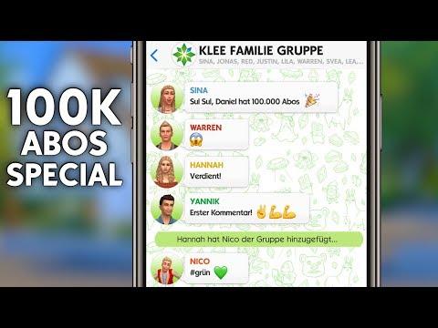 Klee Familie WhatsApp Chat 😆 100k Abo Special 💚 Danke!