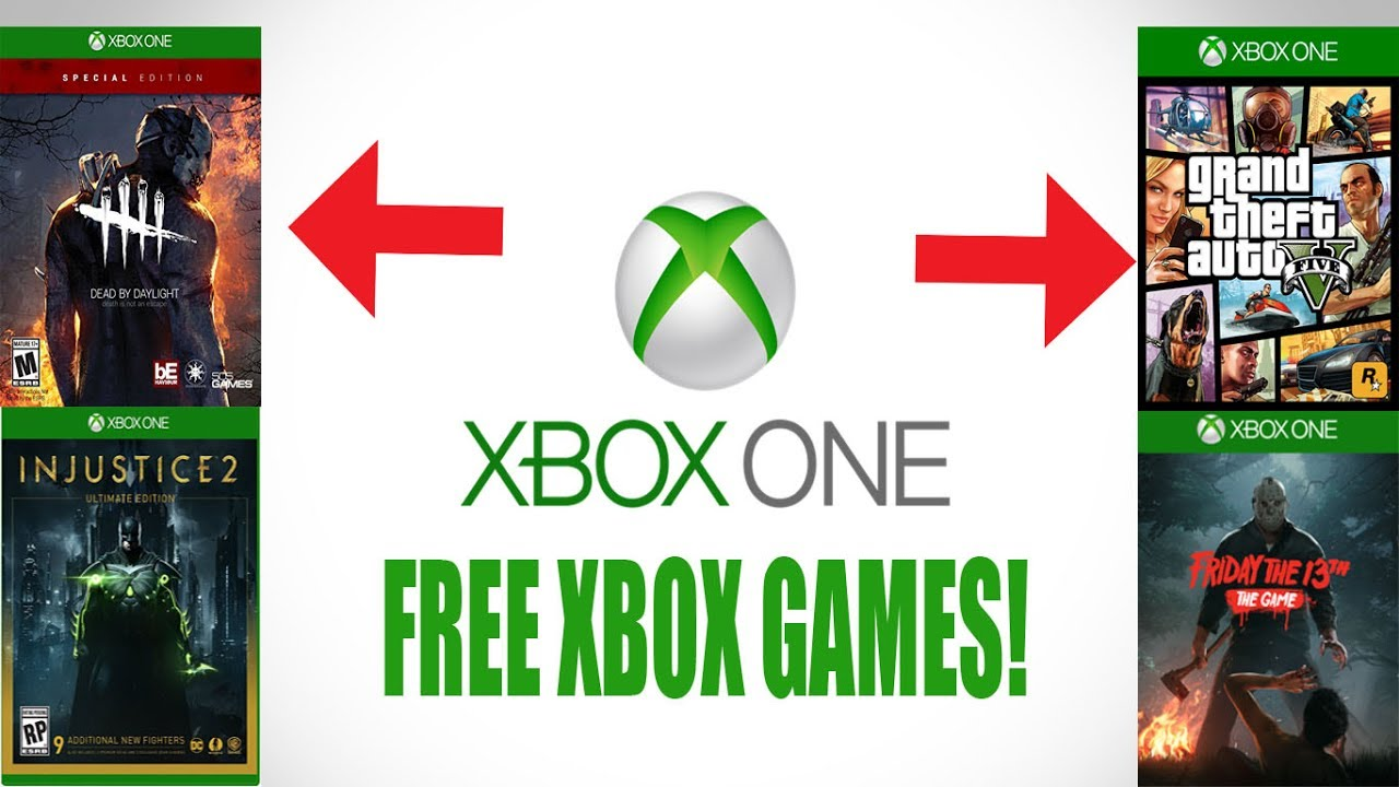 GET FREE XBOX ONE GAMES FOR FREE 2017