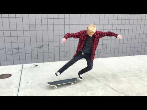 Skateboard Lessons