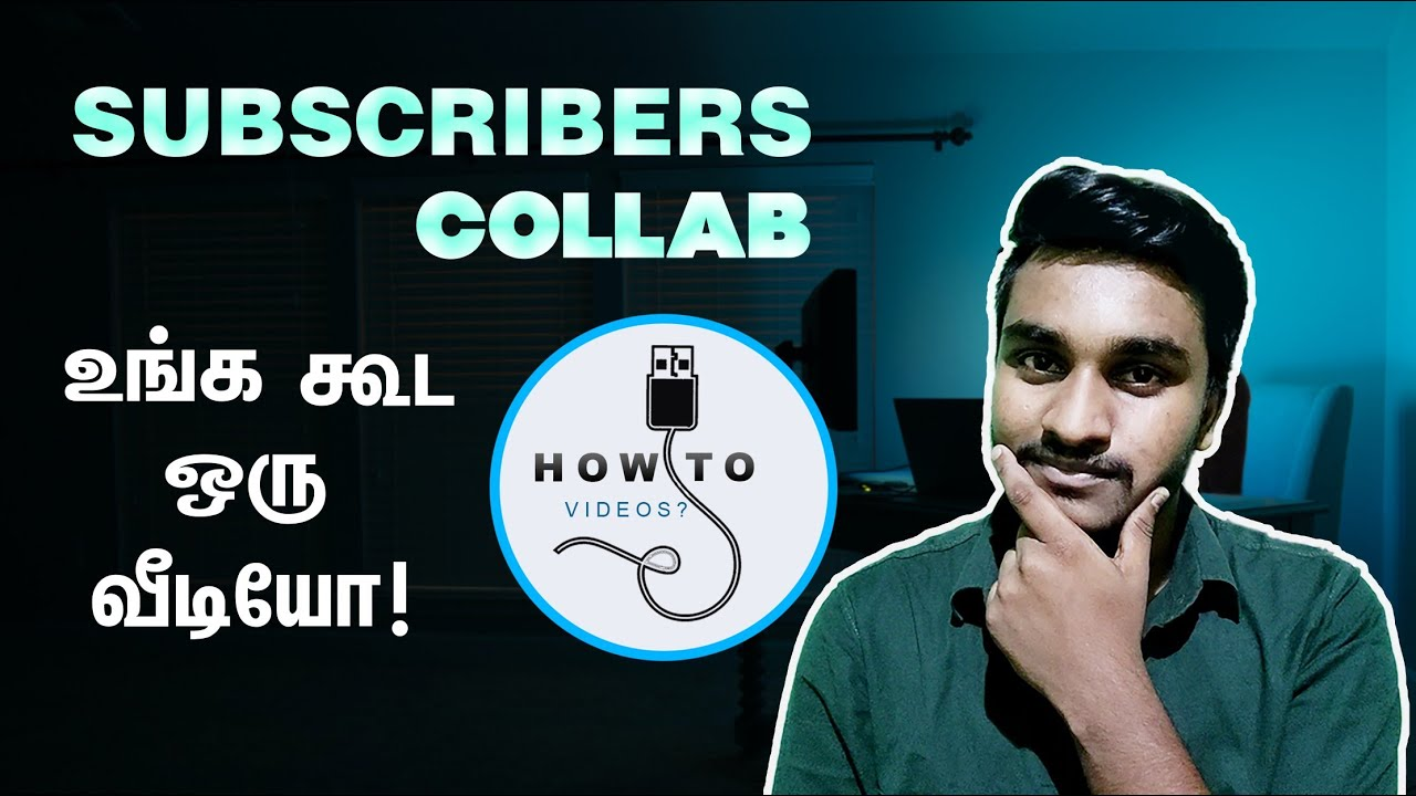 Collaboration With Subscribers Ft.Your favorite Software!