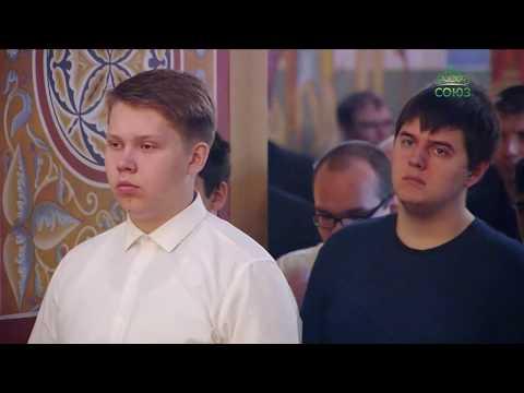 Митрополит Кирилл совершил литургию в Никольском храме при центре «Царский»
