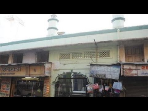 Hindus help bring 100 year old mosque back to life in Ahmedabad
