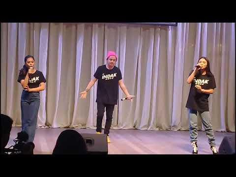 Triangulo - Nadine Lustre, Sam Concepcion & Nicole Omillo | #IndakMallTourAtMarketMarket |07.27.2019