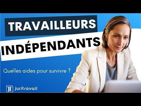 Travailleurs indépendants - Les aides pour traverser cette crise du Coronavirus ! par Juritravail