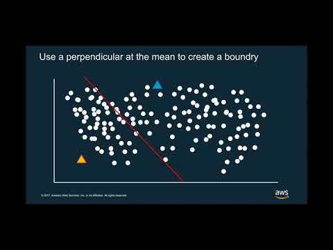 Amazon SageMaker's Built-in Algorithm Webinar Series: Clustering with K Means