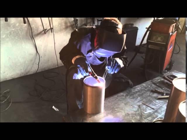La Saldatura TIG di Luigi Cenghialta - Lavorazioni a regola d'arte della Carpenteria Vicentina