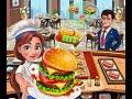 Cooking challenge - crazy kitchen chef restaurant