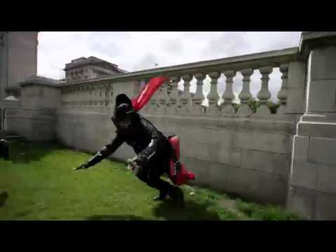 assassin's Creed Syndicate Meets Parkour in Real Life!