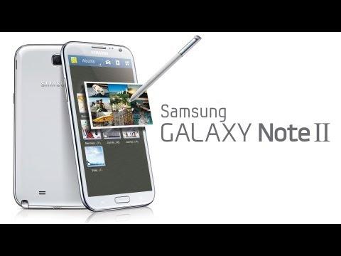 Samsung Galaxy Note II N7100  recenzja, prezentacja, test, opinia, review.