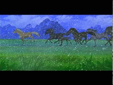 paint spirit stallion of the cimarron # 42